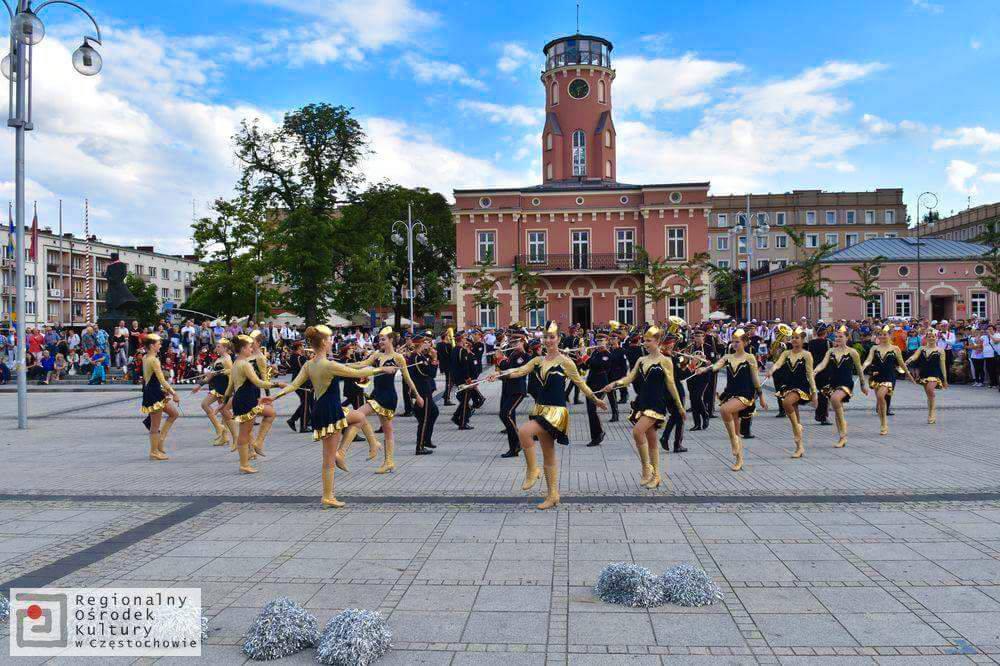 Regionalny Przegląd Orkiestr OSP