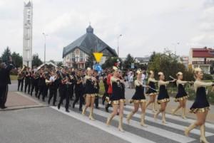 XII Europejska Parada Orkiestr Dętych w Płońsku