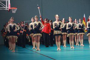 Otwarcie Hali Sportowej w Mykanowie