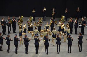Orkiestra Mykanów podbija alpejskie Albertville