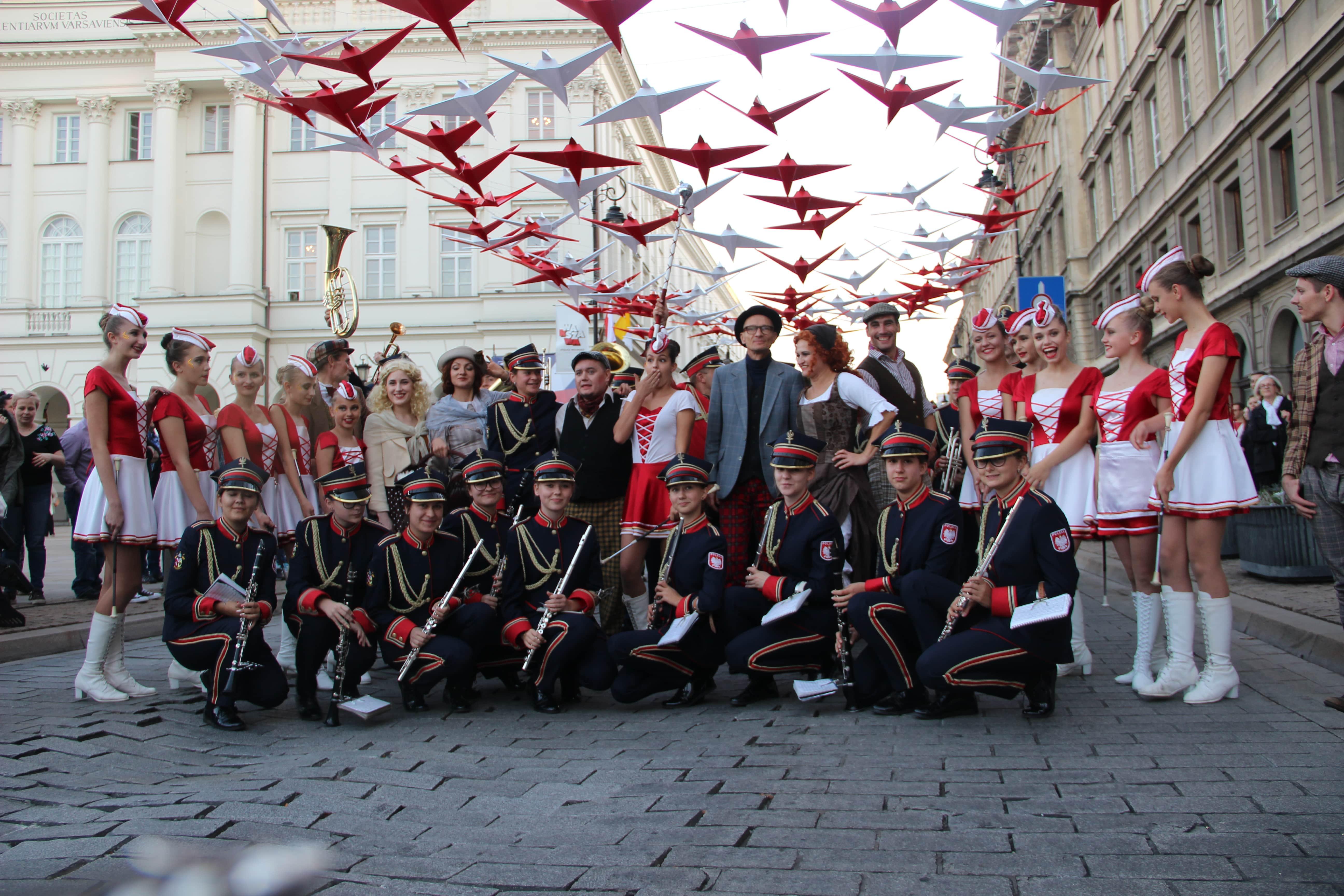Wystąpiliśmy podczas Festiwalu Wolności w Warszawie
