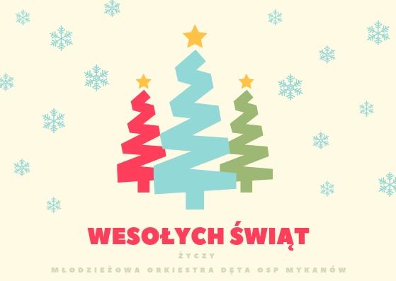 Życzenia świąteczne od Orkiestry