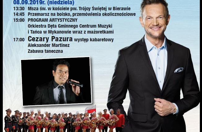 Orkiestra z Mykanowa da koncert w Bierawie