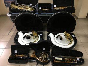 Nowe instrumenty w Gminnym Centrum Muzyki i Tańca