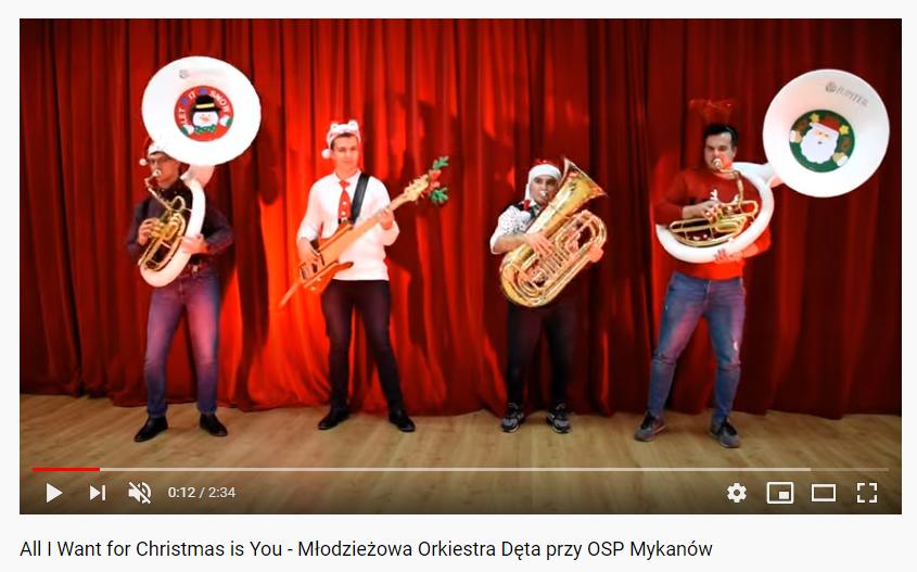 Mikołajkowa niespodzianka od Orkiestry!