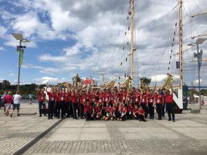 IV Festiwal Orkiestr Dętych w Szczecinie