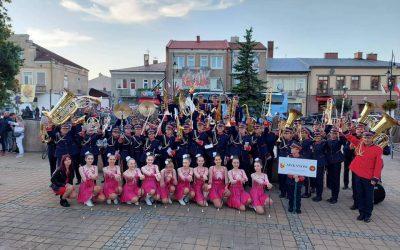 XVIII Festiwal Orkiestr Wojskowych i Dętych w Skale